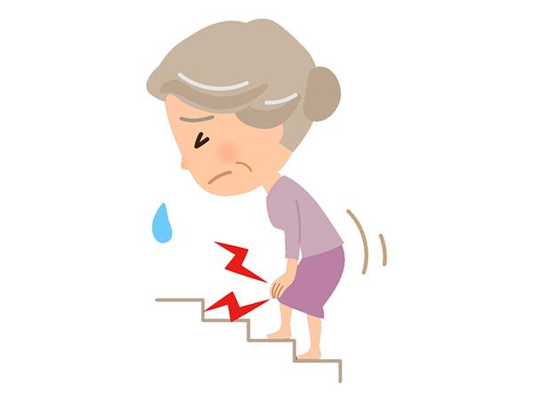 【画像】変形性ひざ関節症の治療について